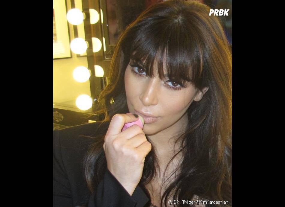 Kim Kardashian, retour de l'exhib à tout va