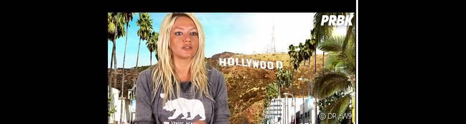 Les Ch'tis à Hollywood : Tressia transformée en sorcière
