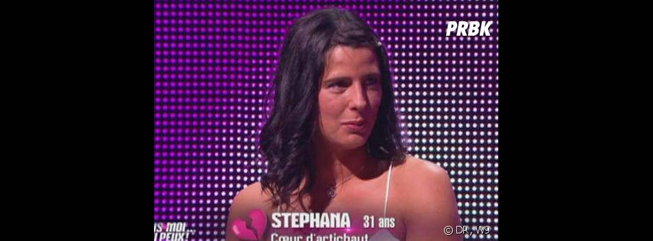 Séduis-moi si tu peux : Stéphana a un coeur d'artichaut