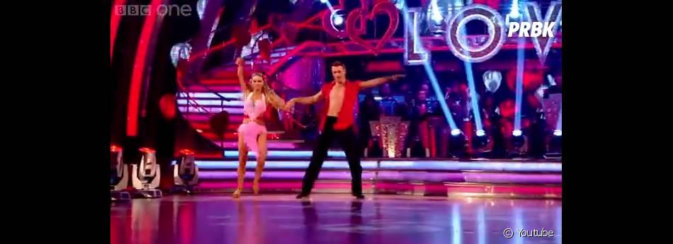 Danse avec les stars :  Ashley Taylor Dawson ne comprend pas la polémique survenue après sa danse