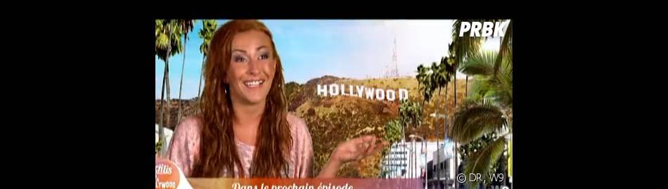 Les Ch'tis à Hollywood : Gaëlle heureuse d'être arrivée à Santa Barbara