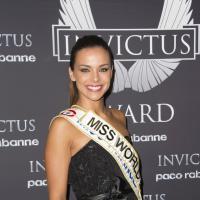 Marine Lorphelin sous le charme des sportifs de l'Invictus Award de Paco Rabanne