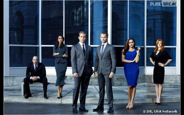 Suits saison 4 : Harvey et Mike de retour en 2014