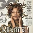 Rihanna : elle a posé nue et en mode Medusa pour GQ UK