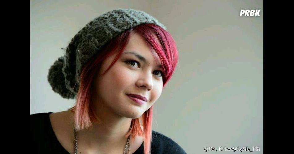 Sophie-Tith nommée dans la catégorie meilleure chanteuse et chanteur issus d'un télé-crochet musical