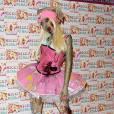 Nicki Minaj en zombie pour Halloween