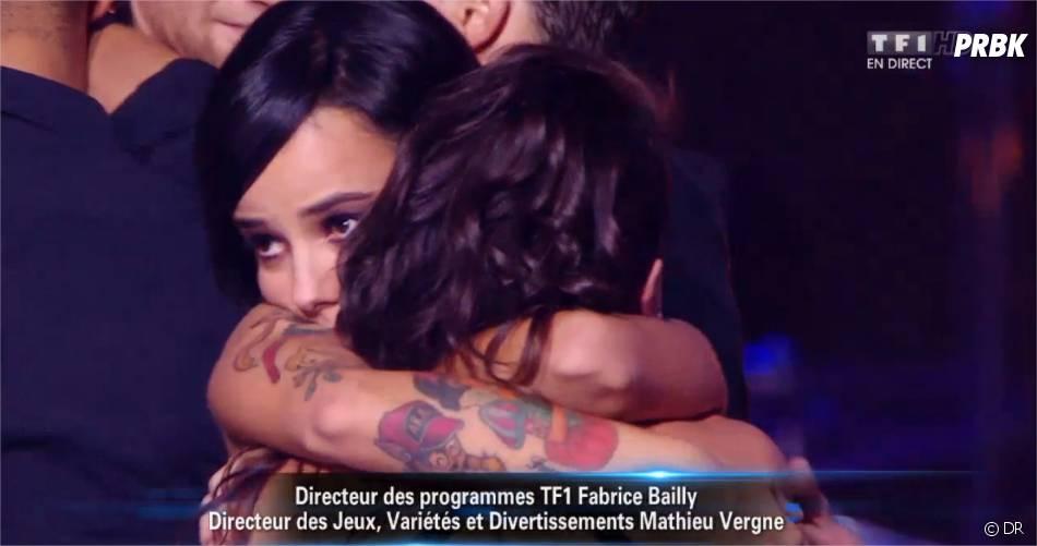 Danse avec les stars 4 : Tal éliminée, Alizée la réconforte