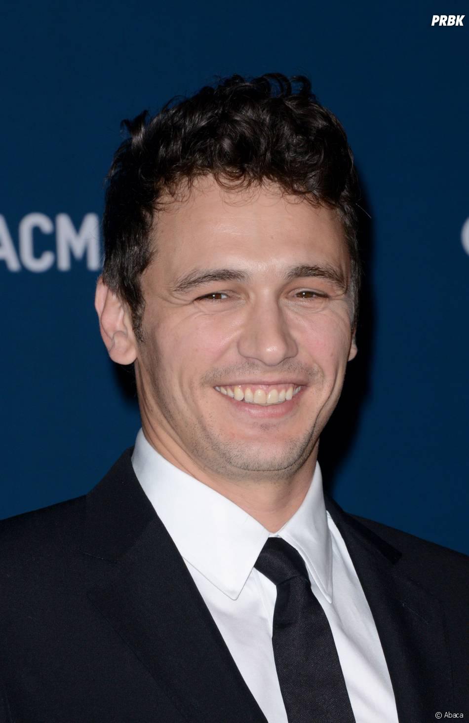 James Franco pour honorer Martin Scorsese aux LACMA le 2 novembre 2013