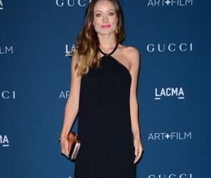 Olivia Wilde présente pour honorer Martin Scorsese aux LACMA le 2 novembre 2013