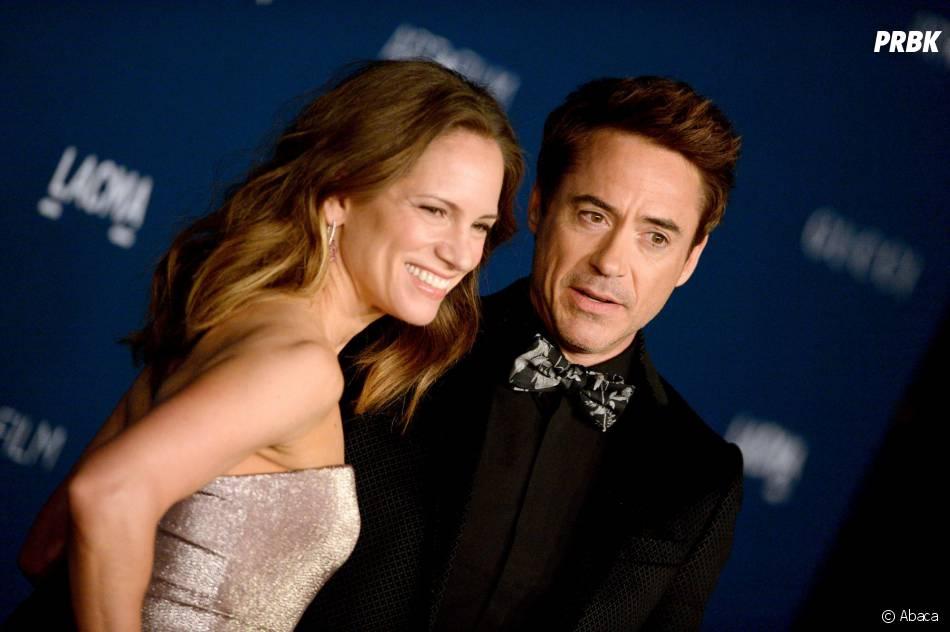 Robert Downey Jr pour honorer Martin Scorsese aux LACMA le 2 novembre 2013