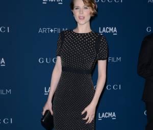 Evan Rachel Wood a retrouvé son corps de rêve pour honorer Martin Scorsese aux LACMA le 2 novembre 2013