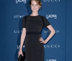 Evan Rachel Wood pour honorer Martin Scorsese aux LACMA le 2 novembre 2013