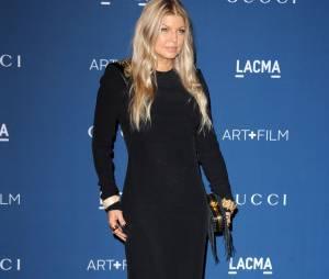 Fergie pour honorer Martin Scorsese aux LACMA le 2 novembre 2013