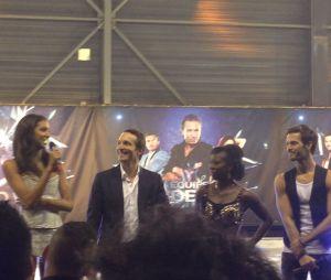 Ice Show : Surya Bonaly présente son équipe