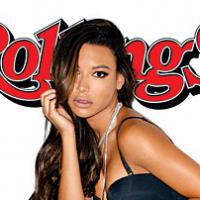 Glee : Naya Rivera enflamme Rolling Stone