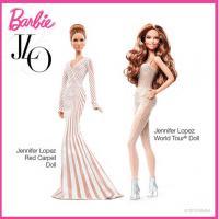 Jennifer Lopez : une poupée Barbie à son effigie... pire que celles des Little Mix