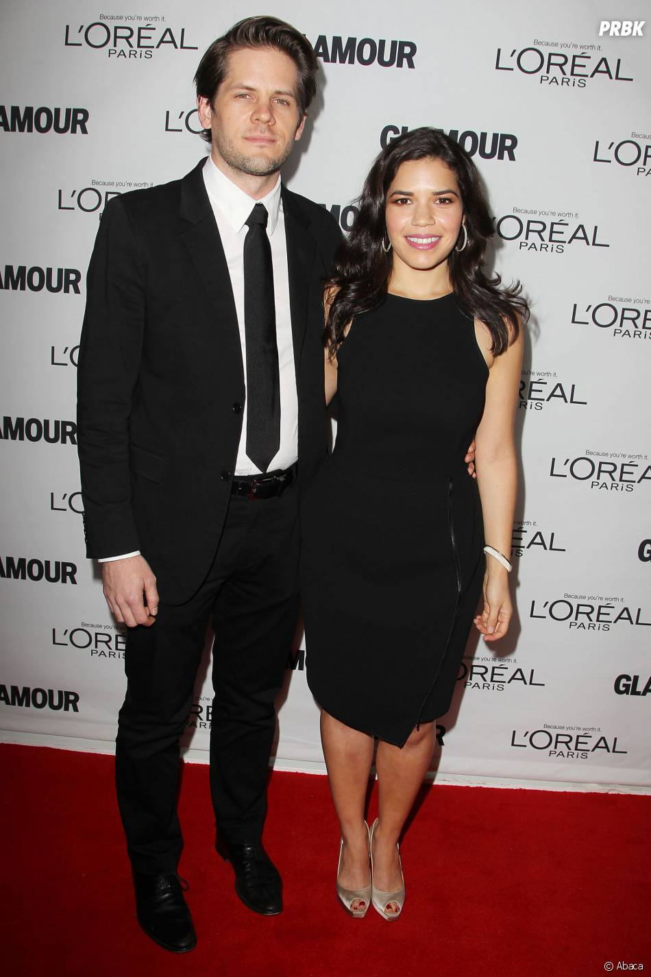 America Ferrera les Glamour Women Of The Year Awards 2013