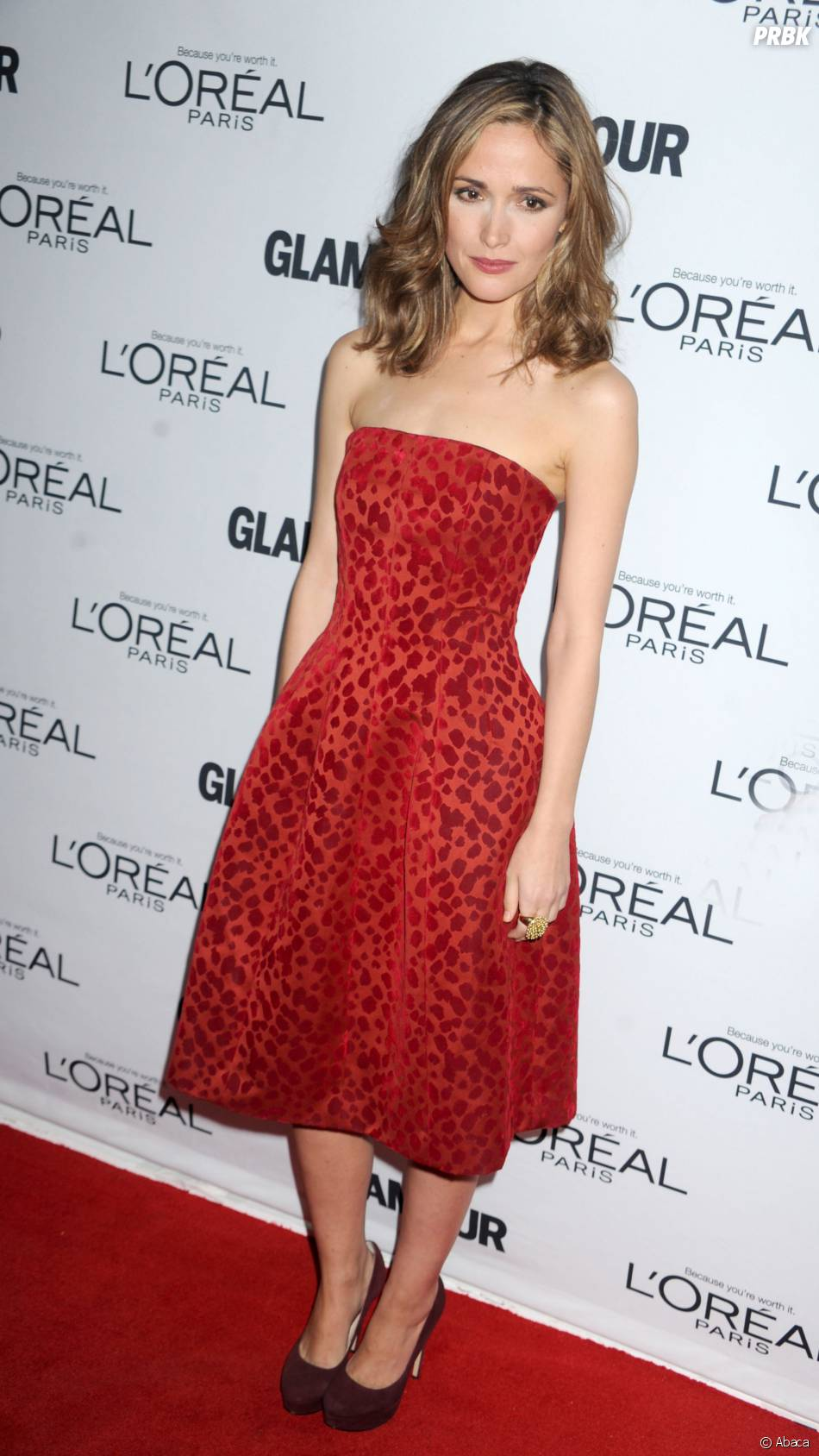 Rose Byrne aux Glamour Women Of The Year Awards 2013