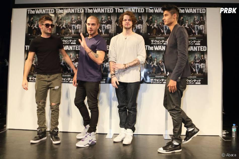 The Wanted calme le jeu avec One Direction