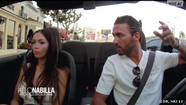 Allo Nabilla : Thomas Vergara pète un câble en plein Hollywood Boulevard