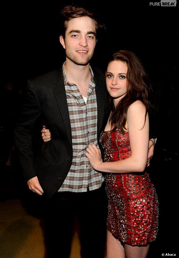 Robert Pattinson et Kristen Stewart : un mariage surprise ?