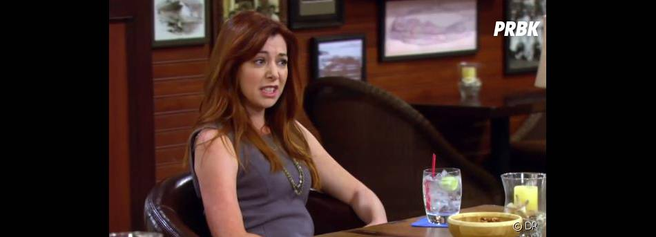 How I Met Your Mother saison 9 : Lily dans l'épisode 10