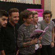One Direction : séance de dédicace à Londres pour la sortie de leur livre