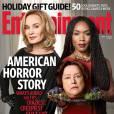 American Horror Story saison 3 en Une de EW