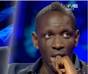 Mamadou Sakho : larmes aux yeux face à Alexandre Ruiz