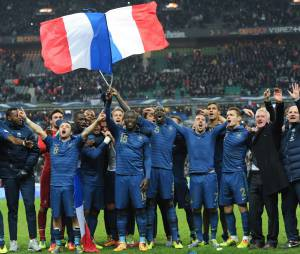 France VS Ukraine, le 19 novembre 2013 au Stade de France