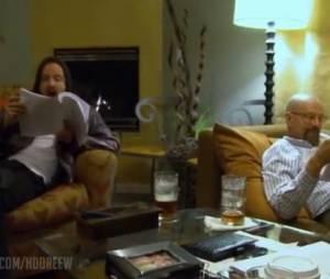 Breaking Bad : la réaction des acteurs à la lecture du script du dernier épisode