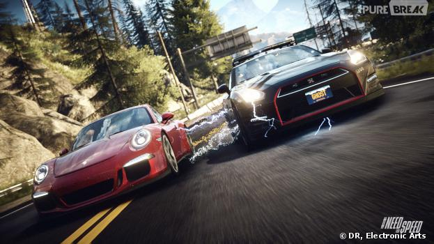 Need For Speed Rivals est disponible sur Xbox 360, PS3, Xbox One, PS4 et PC
