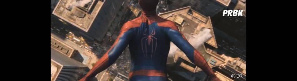 The Amazing Spider-Man 2 : des plans vraiment cool