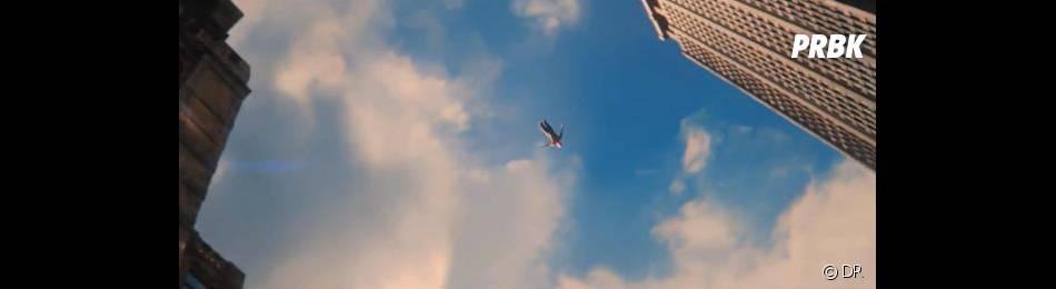 The Amazing Spider-Man 2 : Spider-Man vole