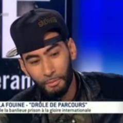 """La Fouine : """"J'ai fait des conneries et on a voulu me tuer"""""""