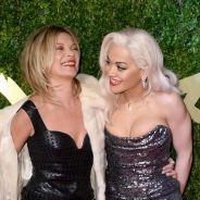 Rita Ora, Kate Moss, Harry Styles... tapis rouge et palmarès des British Fashion Awards 2013
