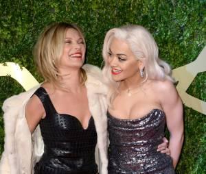 British Fashion Awards 2013 : Rita Ora, Kate Moss, Harry Styles... sur le tapis rouge à Londres