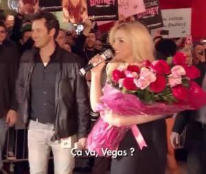 Britney Spears : un vrai cirque pour son arrivée à Las Vegas le 3 décembre 2013