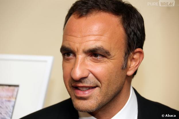Nikos Aliagas : élu personnalité numérique de l'année aux Social Media Awards 2013