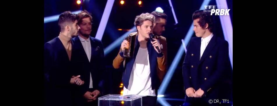 NMA 2014 : Les One Direction, groupe de l'année