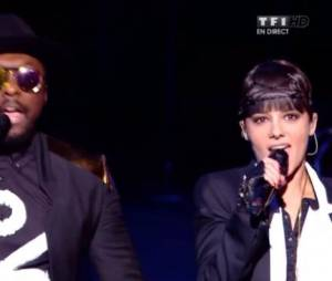 NMA 2014 : will.i.am et Alizée sur le titre 'Scream & Shout'