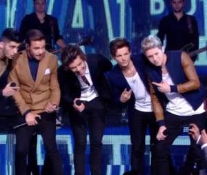 NMA 2014 : les One Direction à Cannes