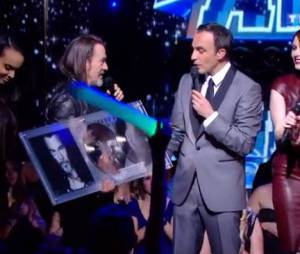 NMA 2014 : double disque de platine pour Florent Pagny