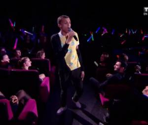 NMA 2014 : Stromae a interprété 'Formidable'
