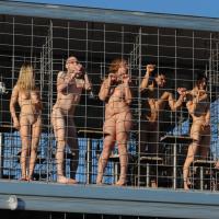 Tous nus à Munich... pour sauver les animaux