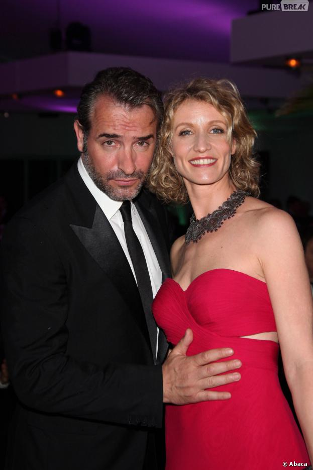 Alexandra Lamy s'exprime sur sa rupture avec Jean Dujardin