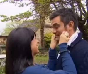 Pierre et Frédérique sont les heureux parents d'un petit Raphaël. Le couple a participé à L'amour est dans le pré 7.