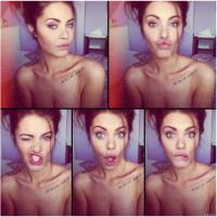 Jade (La Belle et ses princes 3) : topless et sexy sur Facebook