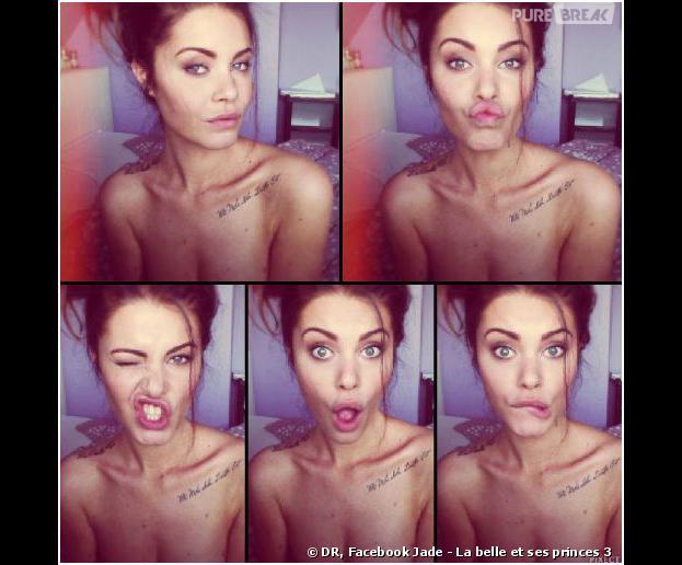 La belle et ses princes 3 : Jade topless