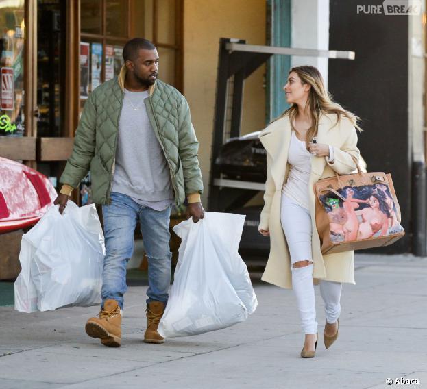blue birkin bag price - Kim Kardashian : le cadeau de No?l de Kanye West ? Un sac avec des ...
